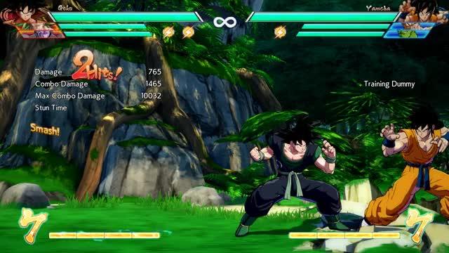 Watch Boku TOD GIF by Tristan Lim (@twistano) on Gfycat. Discover more Dragon Ball FighterZ, dbfz GIFs on Gfycat