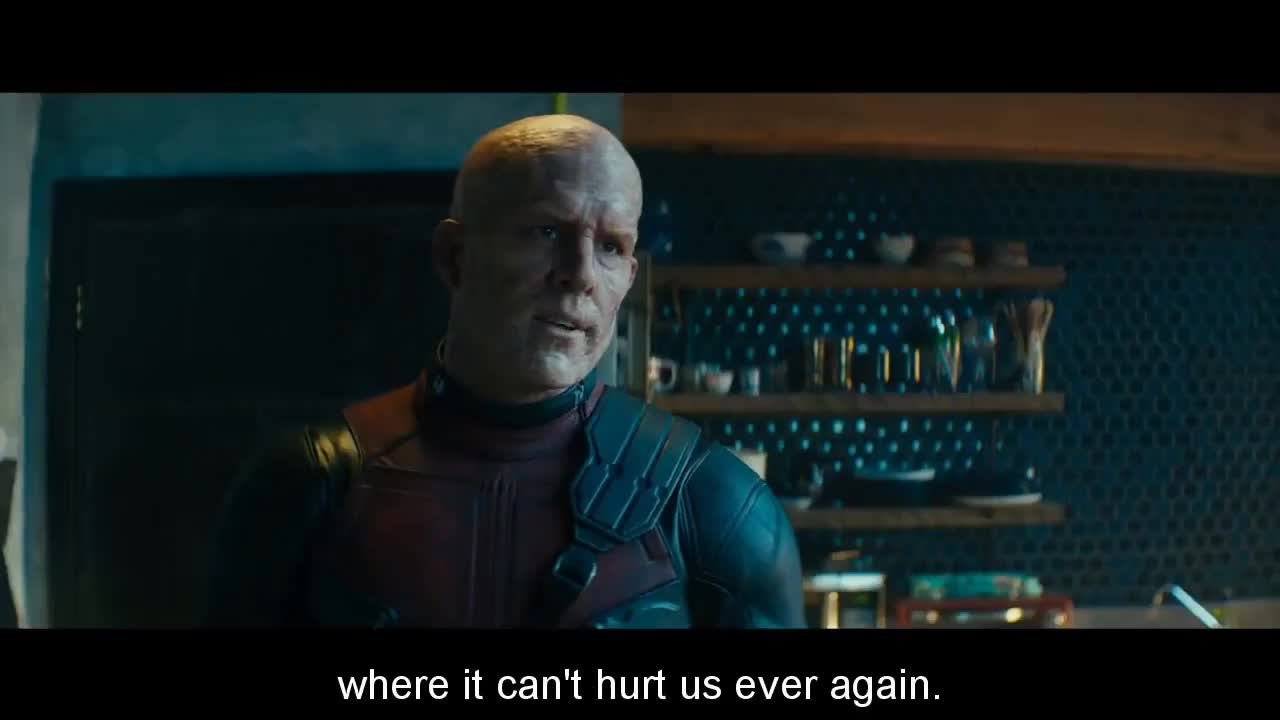 celebs, deadpool, marvel, morena baccarin, ryan reynolds, Kiss me like you miss me, Red.(Deadpool 2 best dialogue) GIFs