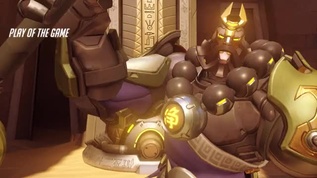 Watch and share Overwatch GIFs and Reinhardt GIFs by goldenshake on Gfycat