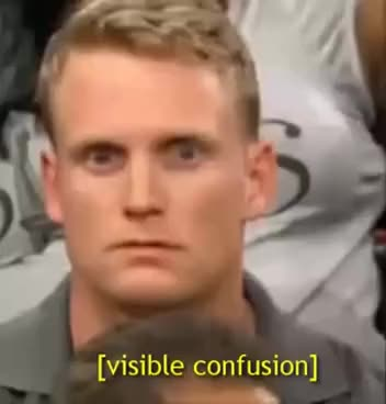 Watch visible confusion GIF on Gfycat. Discover more related GIFs on Gfycat