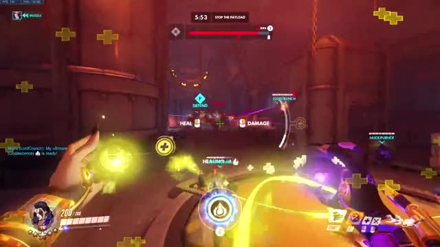 Watch and share Overwatch Gameplay GIFs and Overwatch New Hero GIFs on Gfycat