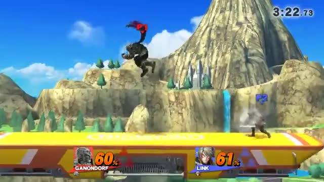 Watch Side B vs Side B GIF by @jman3 on Gfycat. Discover more Ganondorf GIFs on Gfycat