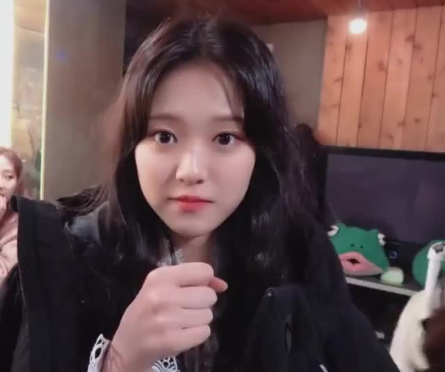 Watch and share Loona GIFs and Chuu GIFs by Rob on Gfycat