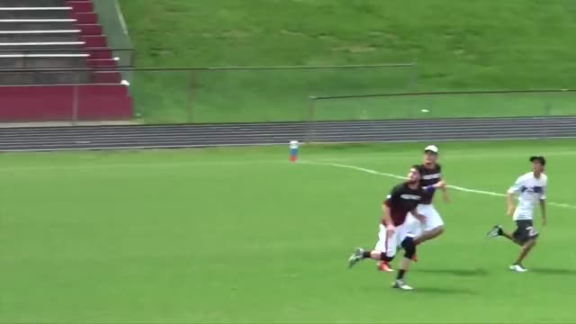 Watch Matt Smith Roofs Two Defenders GIF by American Ultimate Disc League (@audl) on Gfycat. Discover more Sports, TheAUDLChannel, atlanta hustle, highlight reel, highlights, ultimate, ultimate frisbee GIFs on Gfycat