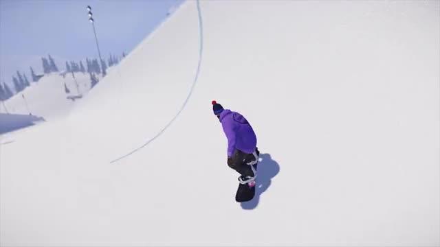 Watch SNOW My Line Tricks GIF by EggbertTV (@ubereggbert) on Gfycat. Discover more snow, snowboarding, snowthegame GIFs on Gfycat