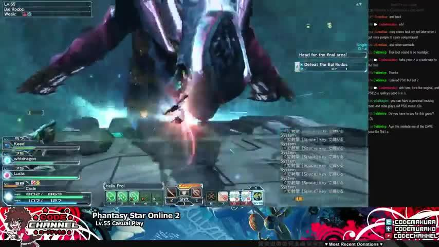PSO2, Parry for Days GIFs