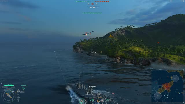 Watch and share Vlc-record-2018-06-12-21h56m06s-World Of Warships 2018.06.12 - 21.52.43.03.DVR.mp4- GIFs on Gfycat