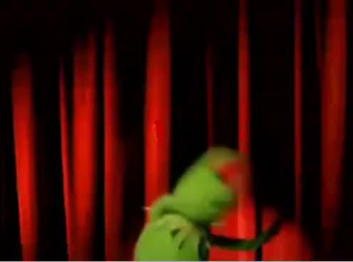 Watch Kermit Yay GIF on Gfycat. Discover more kermit GIFs on Gfycat