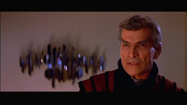 Watch and share Vulcan Mind Meld GIFs and Kirk And Sarek GIFs by Black Mephistopheles on Gfycat