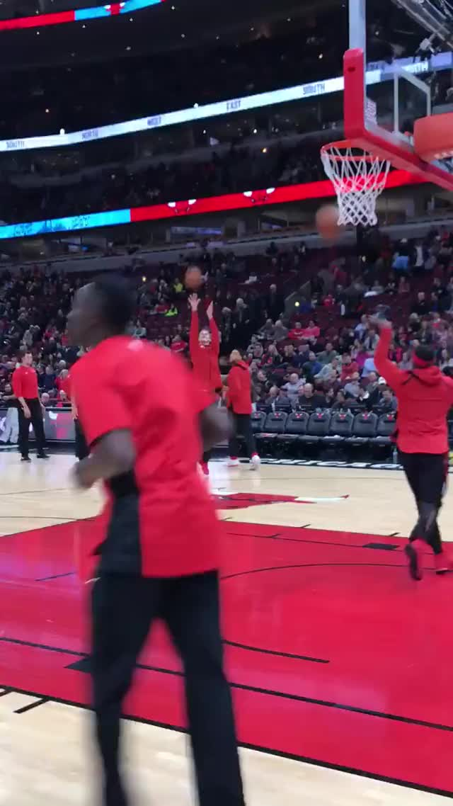 Watch and share The Rook Doing Not So Rook Things 👌  CC: Lauri Markkanen GIFs on Gfycat