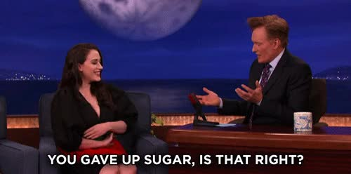 Watch and share Kat Dennings GIFs and Conan GIFs on Gfycat