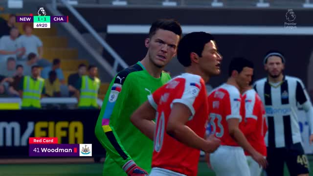 Watch and share Redcard GIFs and Fifa17 GIFs by silgi on Gfycat