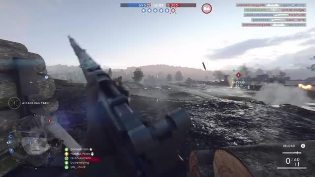 Watch The BF1 ghost GIF by @noobzpride on Gfycat. Discover more Gaming, gaming GIFs on Gfycat
