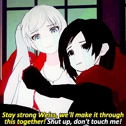 RWBY, Rooster Teeth, bumbleby, mygif*, rwby*, white rose, BANANA ON THE RUN GIFs