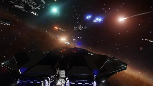Watch and share Elite Dangerous - DW2 WP3 Jump GIFs by Derage on Gfycat