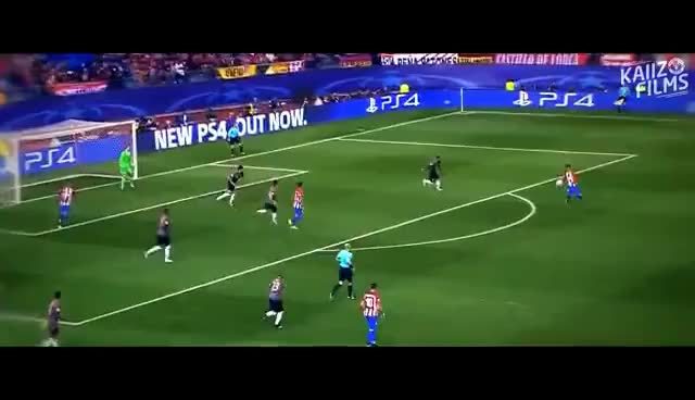 Watch and share Antoine Griezmann - The French Genius - Magic Goals, Skills, Assists - 2016-2017 HD GIFs on Gfycat