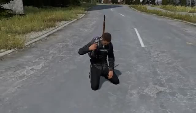 Watch and share Russian Roulette In DayZ! GIFs on Gfycat