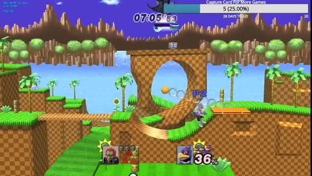 Watch and share Green Hill Zone GIFs and Ganondorf GIFs by Robert on Gfycat