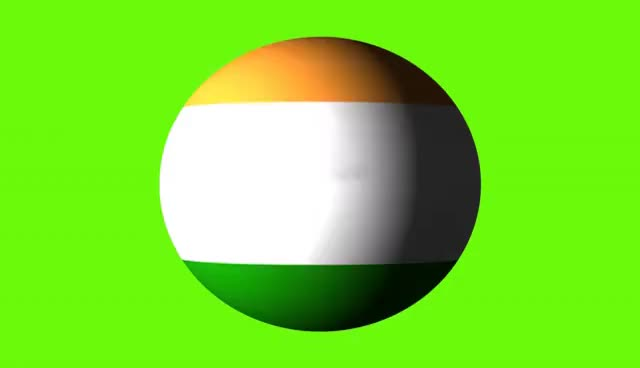 Watch and share Green Screen Indian Flag Global Spinning Green GIFs on Gfycat