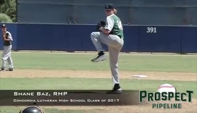 Watch and share 2017 Draft Shane Baz GIFs on Gfycat