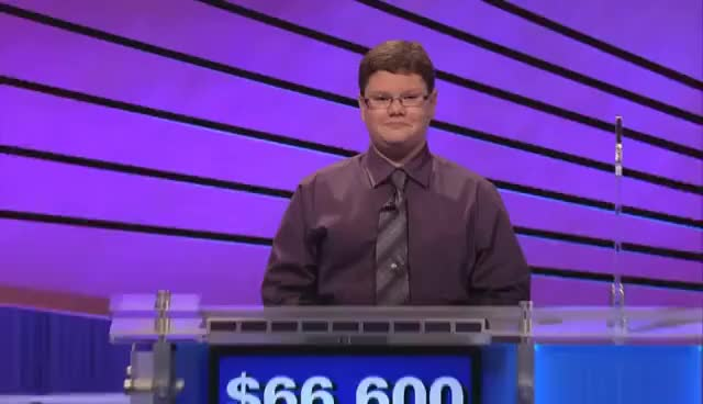 Watch $66,600 Jeopardy GIF on Gfycat. Discover more funny, jeopardy, reaction GIFs on Gfycat
