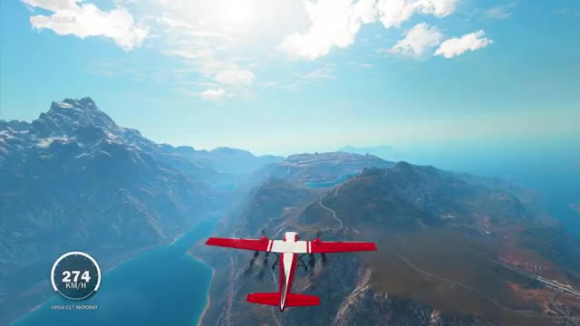 Watch BACKFLIPPING ONTO A CARGO PLANE - JUST CAUSE 3 #1 GIF on Gfycat. Discover more JustCause, funny GIFs on Gfycat