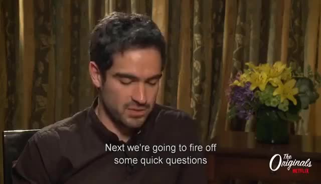Watch The Originals   Alfonso Herrera and Luis Gerardo Mendez   Netflix GIF on Gfycat. Discover more related GIFs on Gfycat