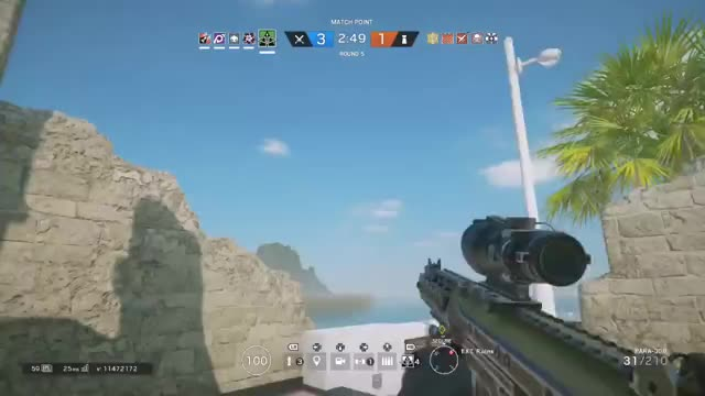 Watch and share My Awful Recoil Control Saved Me GIFs by mrwetsocks on Gfycat