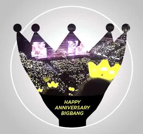 Watch 08/19/2006 until whenever. happy 9th anniversary bigbang  GIF on Gfycat. Discover more bi6ban9, bigban9, bigbang, edit, gif, mine, ot5 GIFs on Gfycat
