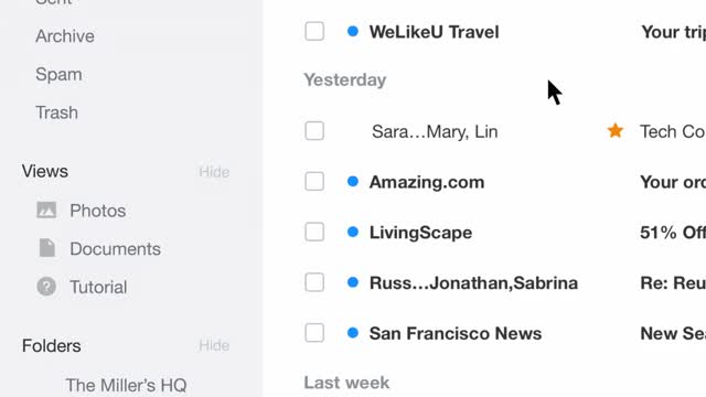 Yahoo gives Mail a makeover and introduces Yahoo Mail Pro