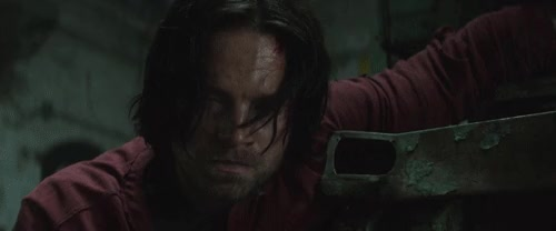 Watch and share Winter Soldier GIFs and Bucky Barnes GIFs on Gfycat