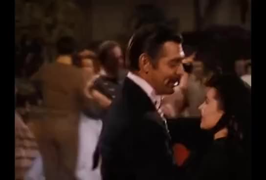Watch Gone with the Wind (Confederate Ball Scene) GIF on Gfycat. Discover more related GIFs on Gfycat