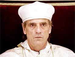 Watch this jeremy irons GIF on Gfycat. Discover more bethwoodvilles gifs, borgiaedit, borgiasedit, cesare borgia, gioffre borgia, godfatheredit, jeremy irons, juan borgia, lucrezia borgia, rodrigo borgia, the borgias, the godfather GIFs on Gfycat