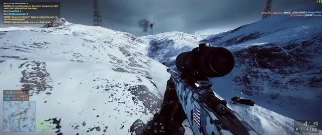 Watch and share Battlefield 4 GIFs and Sniping GIFs by patchrowcester on Gfycat