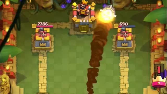 Watch and share Lightning Rocket Bener GIFs by Clash Royale Kingdom on Gfycat