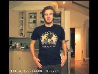 Watch Possible Futures GIF on Gfycat. Discover more Felix kjellberg, Forever Felix, My gifs, Youtube, broarmy, brofist, bros, felixkjellberg, my sunshine, pewdie, pewdiepie, pewds, smile, youtubers GIFs on Gfycat