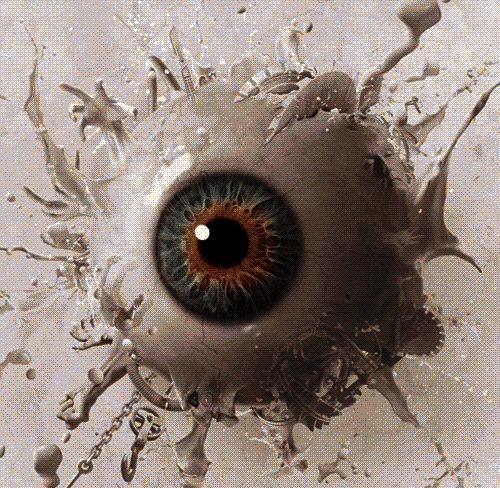 3d, 3d art, amazing, art, beautiful, blow, blow up, blue eye, eye, eyeball, radarplz, trip, trippy, trippy GIFs