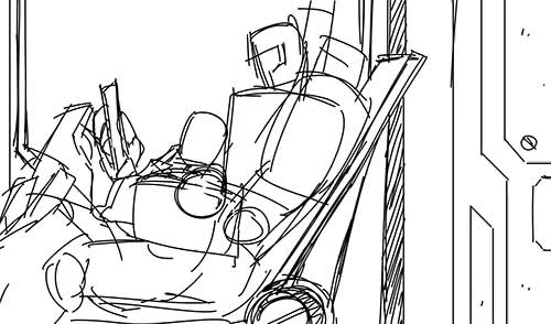 Watch this trending GIF on Gfycat. Discover more Drift, Perceptor, Questions, Ratchet, Starscream tfp, Stroke, Tailgate, Transformers, artists on tumblr, brush, coralus, hoping its helpful, lineart, mtmte, tips, tutorial GIFs on Gfycat
