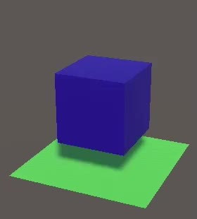 Watch and share Enemy Bounce Position Animation GIFs by Catlike Coding on Gfycat
