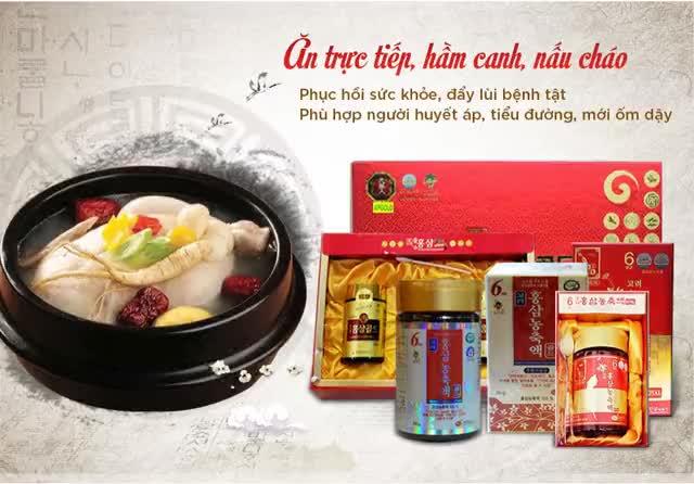 Watch and share Cách Dùng Cao Hồng Sâm 6 Năm Tuổi GIFs by Nguyễn Hà on Gfycat