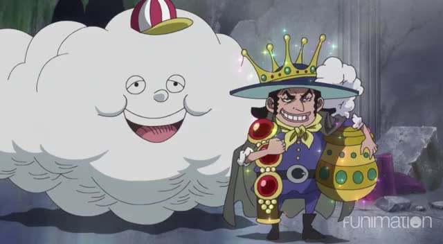 Watch bling bling GIF by funimation on Gfycat. Discover more One Piece, One Piece episode 838, OnePiece, anime, ep838, funimation, funny GIFs on Gfycat