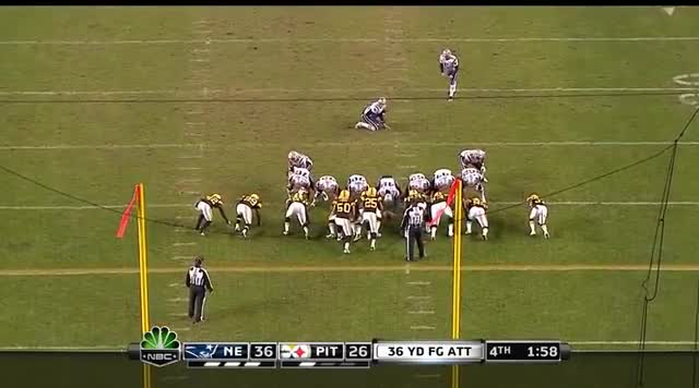 2010 Patriots @ Steelers GIFs