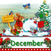Watch and share December animated stickers on Gfycat