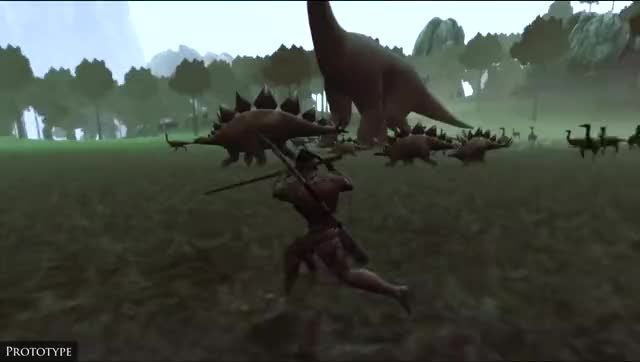 Watch and share The Stomping Land GIFs and Dinosaurs GIFs by LunchaBills on Gfycat