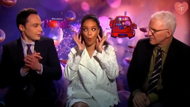 Watch Rihanna & Jim Parsons Moments GIF on Gfycat. Discover more rihanna GIFs on Gfycat