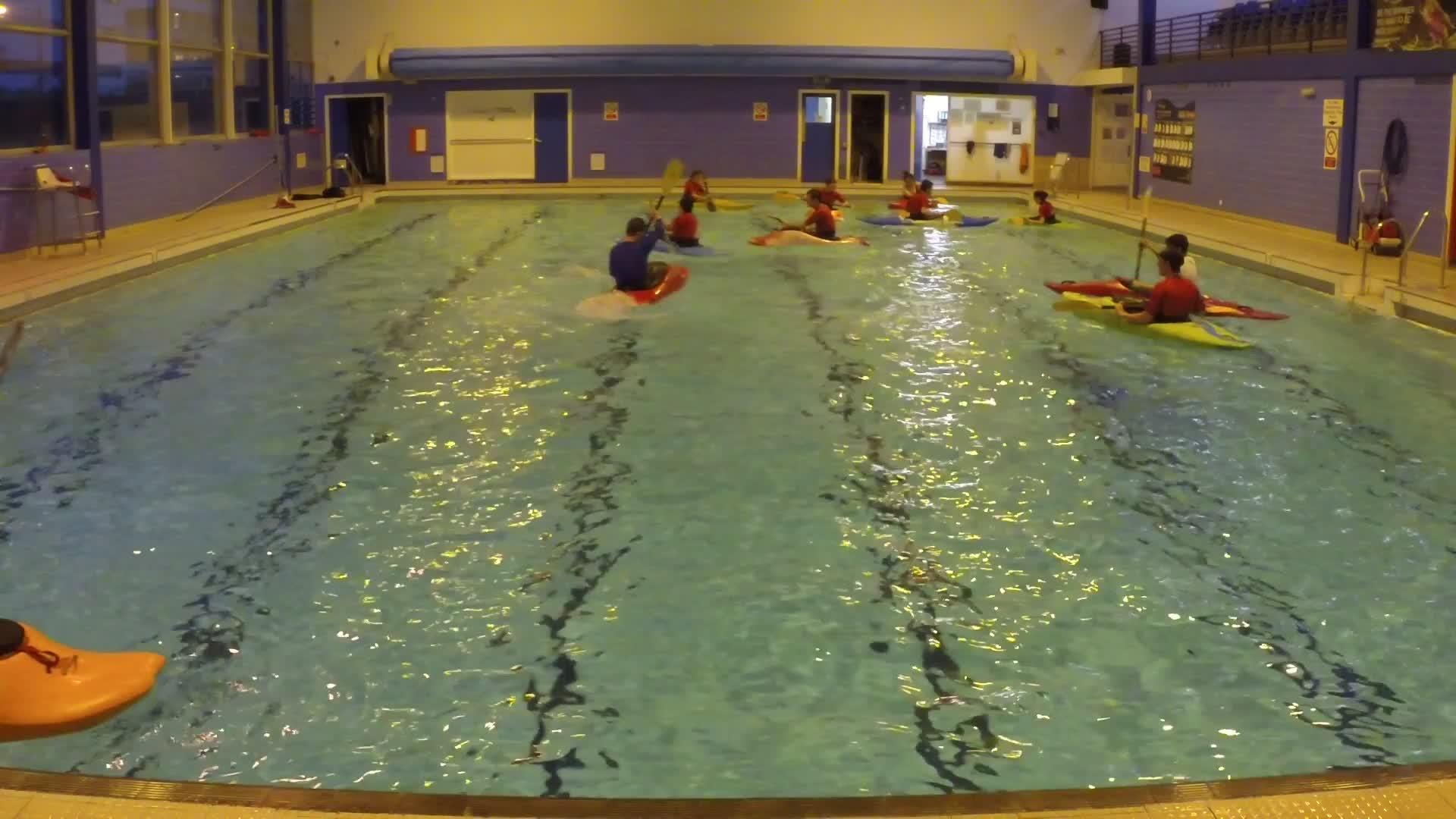 Kayaking, Lara Rolls GIFs