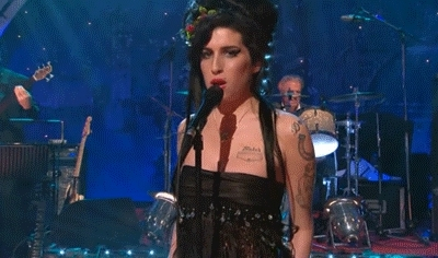 2006, Amy Winehouse, back to black era, cover, gif set, hootenanny, lyrics, mine, paul weller, performance, rare, singer, Amy Jade Winehouse GIFs