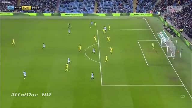 Watch and share Zinchenko Goal Vs Burton 18-19 GIFs by FIFPRO Stats on Gfycat