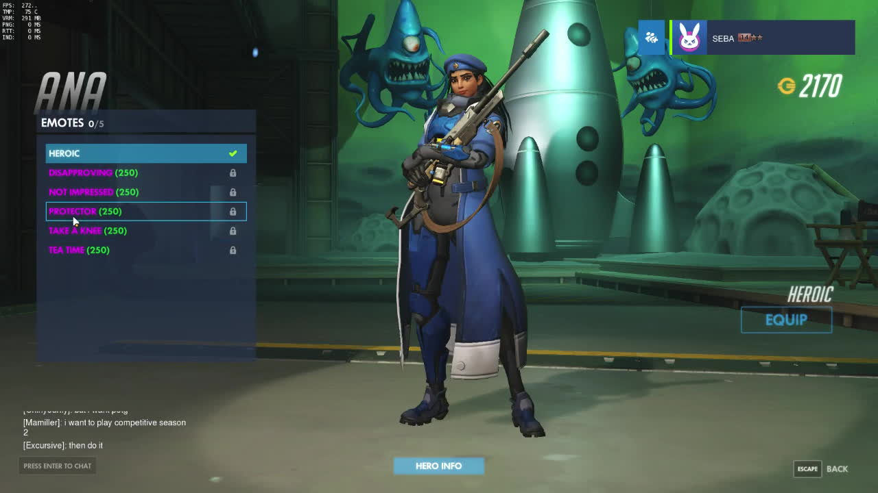 Ana Emotes all of the new overwatch emotes gifnaeri_