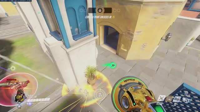 Watch and share Overwatch GIFs and Lucio GIFs by Areo on Gfycat